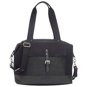 Image of Storksak Jude Convertible Shoulder Bag/Backpack Black (2757003561)