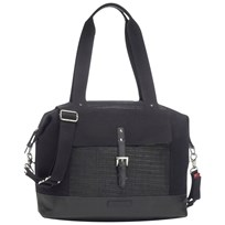 Storksak Jude Convertible Shoulder Bag/Backpack Black