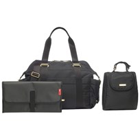 Storksak Sandy Changing Bag Black