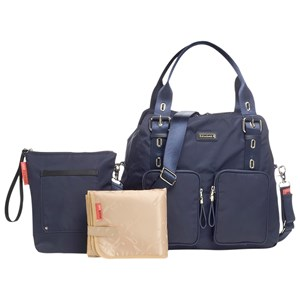 Image of Storksak Alexa Changing Bag Navy (2756998881)