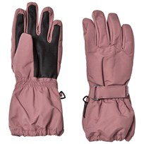 Wheat Technical Gloves Plum Plum