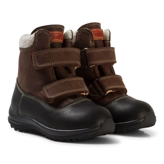 Kavat Dalby EP Winter Boots Dark Brown Dark brown