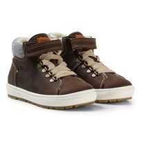 Kavat Borggård EP Winter Boots Dark Brown Dark brown