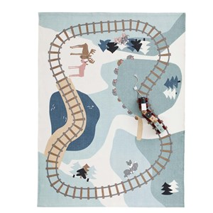 """Image of Kid""""s Concept Woodland Edvin Rug One Size' (784560)"""