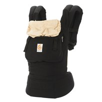 Ergobaby Original 3-Position Bärsele Svart/Cam Black