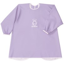Babybjörn Long Sleeve Bib Purple Purple