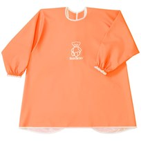 Babybjörn Long Sleeve Bib Orange Oranssi