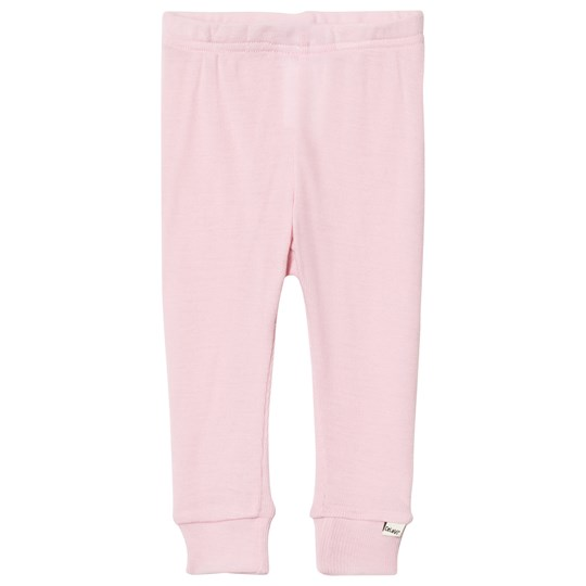 Celavi Wool Leggings Rose Pink