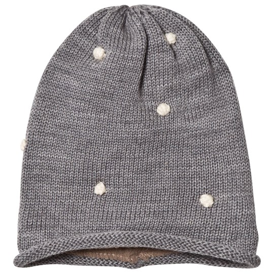 Mini A Ture Winter Hat Cillia Grey Black