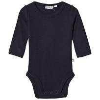 Wheat Baby Body Marinblå Navy