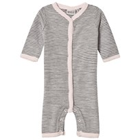 Wheat Stripe One-Piece Peony Peony