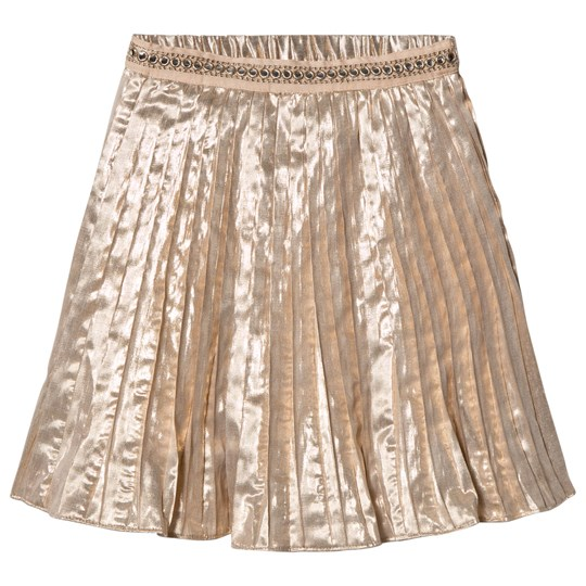 Velveteen Paola Skirt Rose Gold LM2