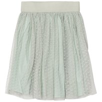 Noa Noa Miniature Long Skirt Puritan Grey PURITAN GRAY