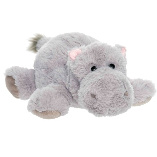 Teddykompaniet Dreamies Hippo Small Grey
