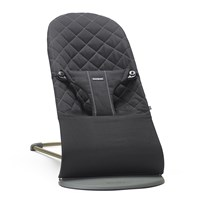 Babybjörn Bouncer Bliss Cotton Black Black