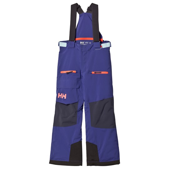 Helly Hansen Junior Powder Skid Byxor Lila 148 Lavender