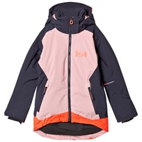 Helly Hansen Junior Louise Jacket Blush 174 Blush