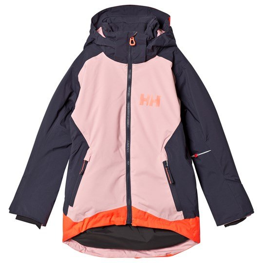 cheap price how to orders hot sales Helly Hansen - Junior Louise Jacket Blush - Babyshop.com