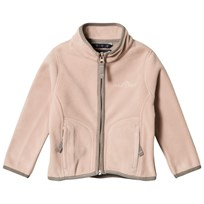 Ver de Terre Double face Fleece Jacket Mahogany Rose/Mocca Mahogany rose/mocca