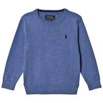 Ralph Lauren Crewneck Sweater Blue 003