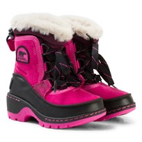 Sorel Children´S Torino Pink Ice, Black Pink Ice, Black