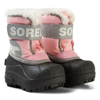 Sorel Toddler Snow Commander™ Boots Cupid/Dove Cupid Dove