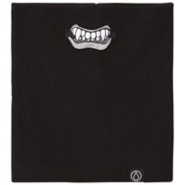 Volcom Black Radar Mouth Graphic Neckband BLK
