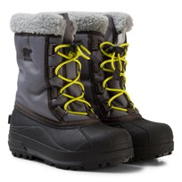 Sorel Youth Cumberland™ Boots City Grey City Grey