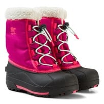 Sorel Youth Cumberland Deep Blush Deep Blush