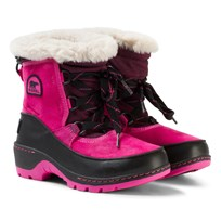 Sorel Youth Torino Pink Ice, Black Pink Ice, Black