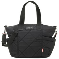 Babymel Evie Quilted Changing Bag Black