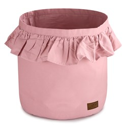 JOX Storage Basket with Frill Pink