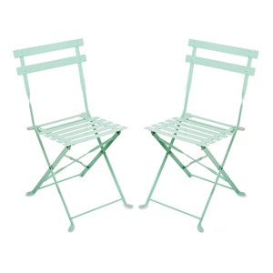 Image of JOX Café Chairs Mint (3056115955)