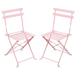 Image of JOX Café Chairs Pink (3056115957)