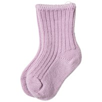Joha Wool socks Pink