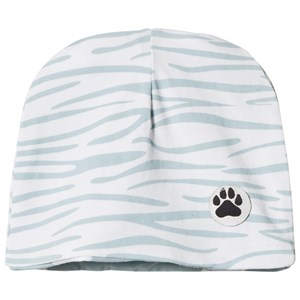 Image of Little LuWi Reversible Blue Tiger/Cow Hat 4-9 mdr (975208)