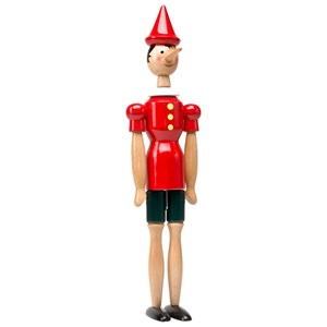 Image of garbo&friends Pinocchio Red 24cm (3001101205)