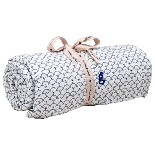 garbo&friends Cupola Blue Filled Blanket Multi