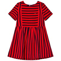 Tommy Hilfiger Red Stripe Dress 697