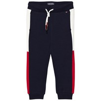 Tommy Hilfiger Navy Side Stripe Sweatpants 431