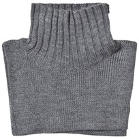 FUB Neck Warmer Grey Black