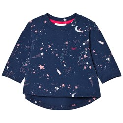 Livly Long Sleeve Tee Outer Space
