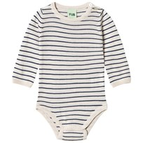 FUB Baby Body Ecru/Dark Blue ecru/dark blue