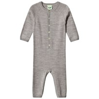 FUB Knit One-Piece Light Grey Light Grey