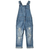 I Dig Denim Mason Dungaree Blue Blue
