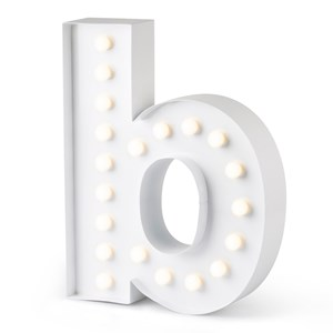 Image of JOX Letter Lamp B One Size (891462)