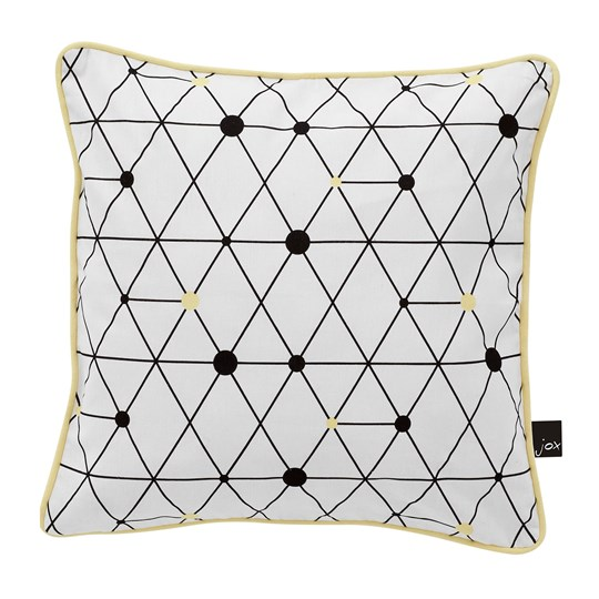 JOX Jox Textile, Kuddfodral, 45x45 cm, Busig Multi