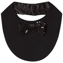 The Tiny Universe The Tiny Bib/Bow-Tie Black Black