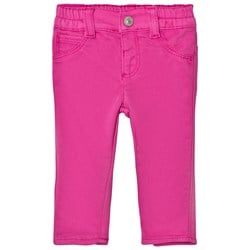 United Colors of Benetton Stretch Color Jeggings Fuschia