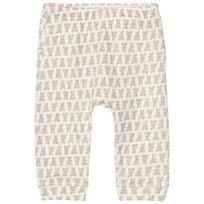 United Colors of Benetton Bunny Print Trouser Beige Beige